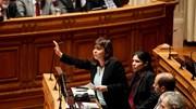 Catarina Martins: Aumentar escalões de IRS aliviará pessoas com salários modestos