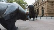 Bolsas não aguentam ganhos antes da Fed. Juros em mínimos de Agosto