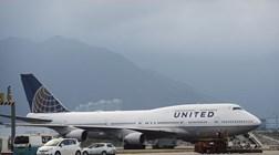United Airlines vai pagar até 10 mil dólares em caso de overbooking