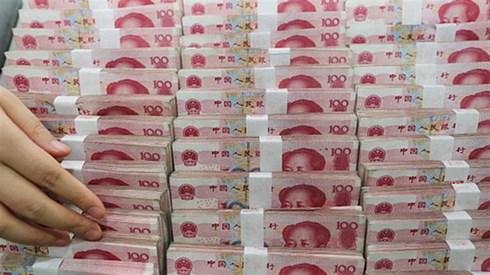 Reservas cambiais da China caem para mínimos de 2011