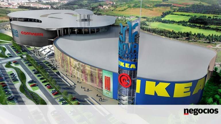 Centro comercial nova arcada e ikea abrem em braga - Centro comercial nova arcada ...