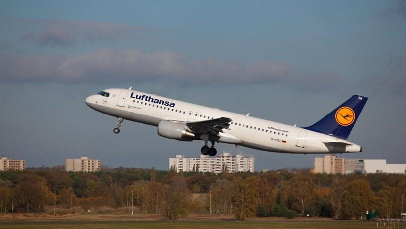 Greve na Lufthansa prolongada até sábado