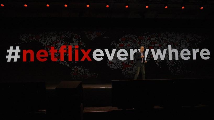 Lucros da Netflix disparam mas subscritores ficam abaixo das expectativas