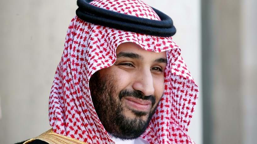 Rei da Arábia Saudita põe filho como sucessor direto