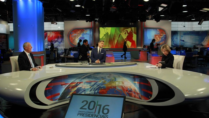 Único debate a 10 das Presidenciais transmitido na RTP na terça-feira