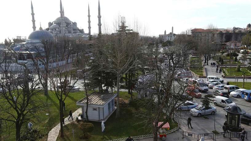 Turquia sobe juros pela primeira vez desde 2014