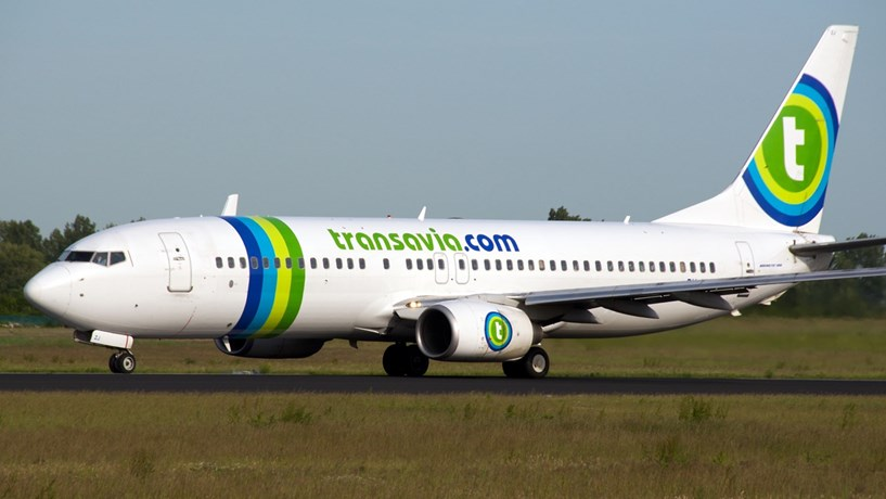 Transavia aumenta voos de e para Portugal