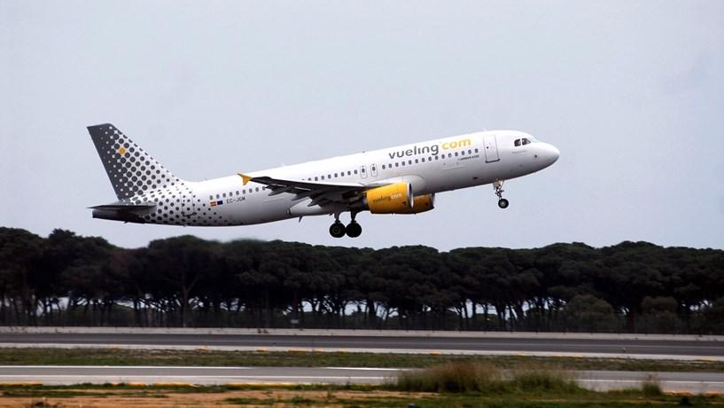 Vueling cancela rotas de Bruxelas para Lisboa e Porto