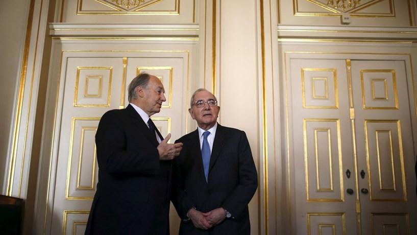 Aga Khan recebido sempre pelos líderes em Portugal
