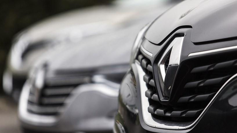 Vendas de carros com menor aumento em três anos