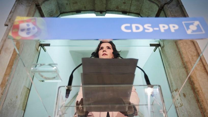 Cristas não exclui novo Governo PSD/CDS mas considera pouco provável com actual líder do PS