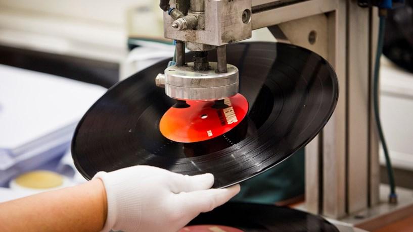 Vendas de discos atingem máximos de 25 anos