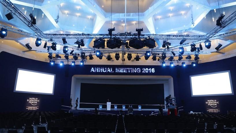Davos, a elite mundial está aqui e Portugal marca presença