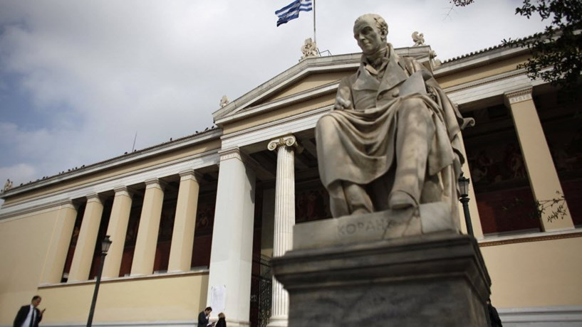 Deflação de volta à Grécia