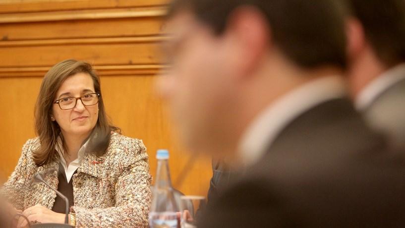 Helena Borges, directora-geral do Fisco, enviou alguns dados aos deputados antes da audição parlamentar.