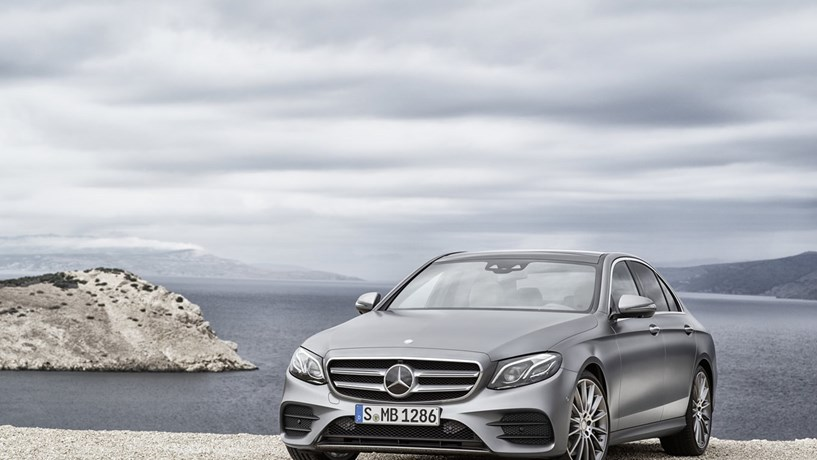 Mercedes-Benz escolhe Lisboa para apresentar novo modelo