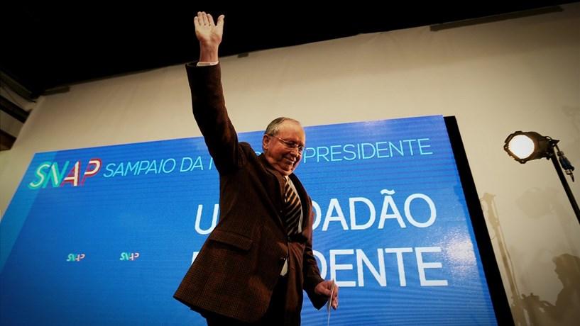PS confiante que Correia de Campos será eleito para a presidência do CES