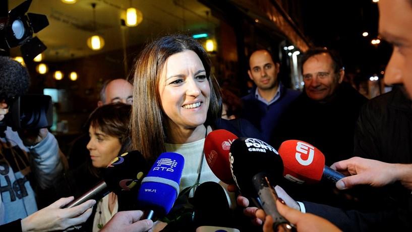 Marisa Matias é a mulher mais votada de sempre em presidenciais