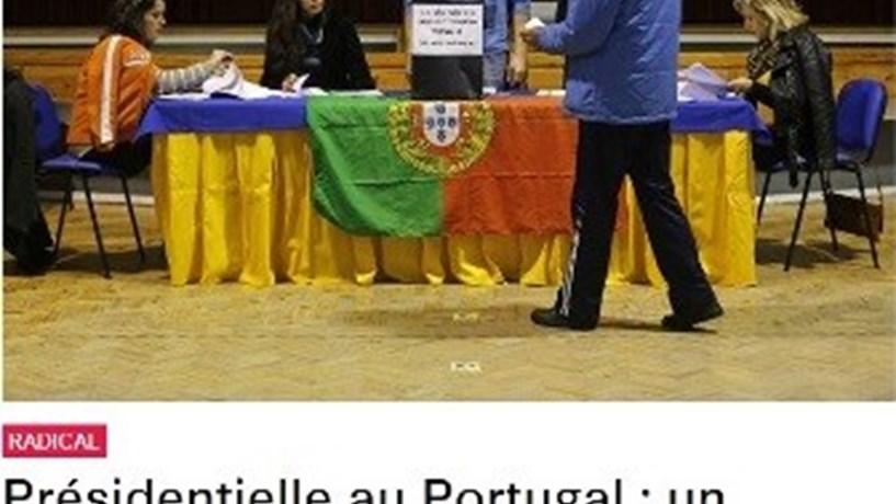 Libération opta por falar de boicote em Muro.