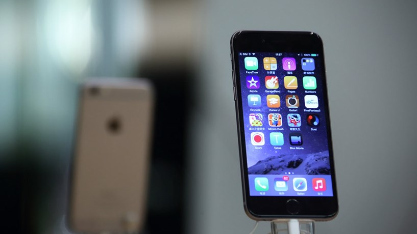"Apple: Problemas do iPhone6 na China foram provocados por causas ""externas"""