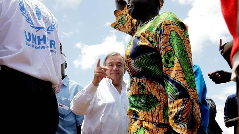 António Guterres saiu do Alto Comissariado para os Refugiados no final de 2015.