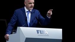 Infantino eleito novo presidente da FIFA