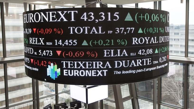 Bolsa nacional sobe à boleia do BCP e Mota-Engil