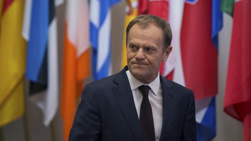 La UE reelige al polaco Donald Tusk como presidente del Consejo Europeo