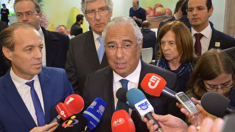 Costa: diz que elaboração de OE2017 começa antes do deste ano entrar em vigor