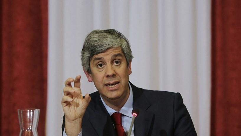 O que dificultou um acordo com Bruxelas foi a política fiscal do anterior Governo  afirmou Mário Centeno.