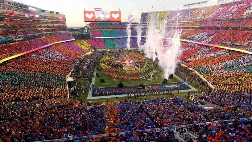Super Bowl. Uma final política?