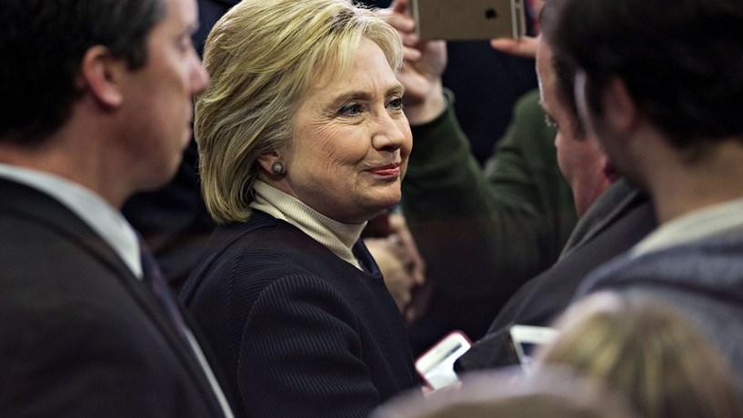 Hillary Clinton ganha na Carolina do Sul