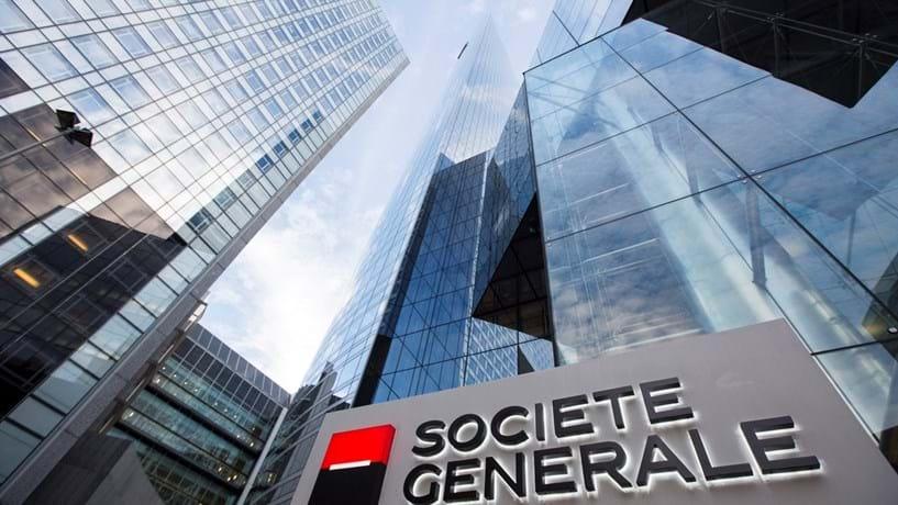 Société Générale anuncia lucros acima do esperado e aumento do dividendo