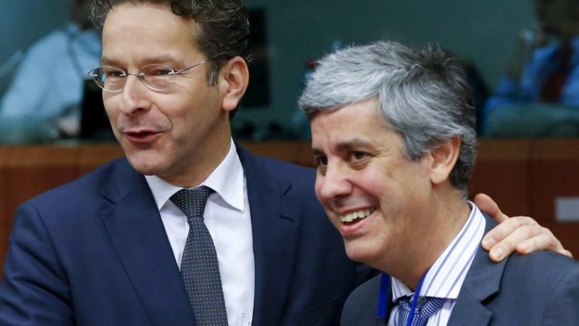 """Europa repete """"não"""" à renegociação da dívida portuguesa"""