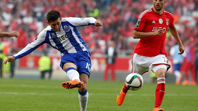 Benfica-FC Porto: O clássico do tudo ou nada