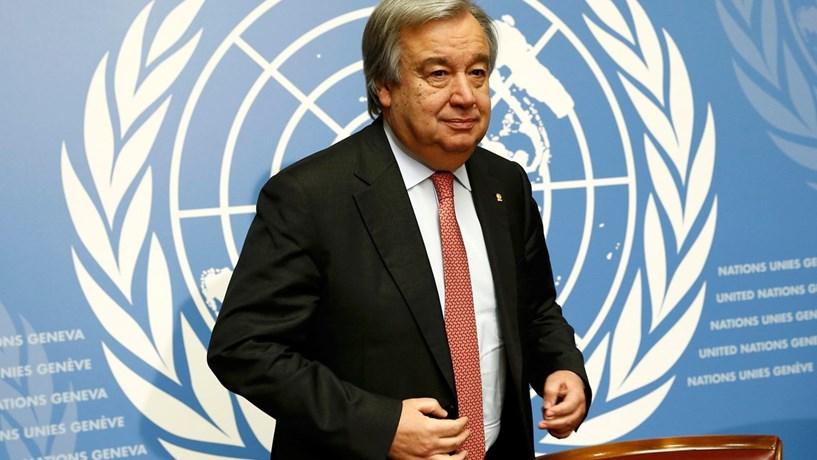 "Guterres agradece ""apoio preciosíssimo"" de Passos em Portugal e junto do PPE"