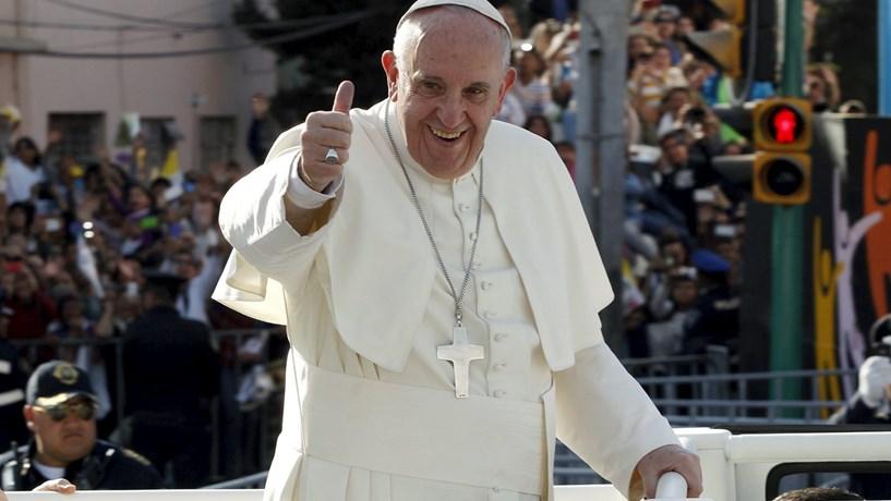 Vaticano confirma visita de papa Francisco a Fátima a 12 e 13 de Maio de 2017