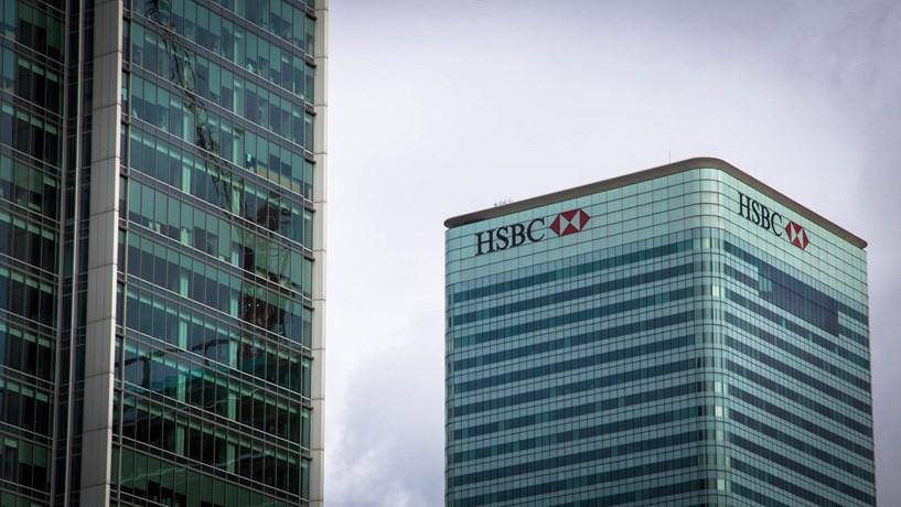Lucros antes de impostos do HSBC caem 86% no terceiro trimestre