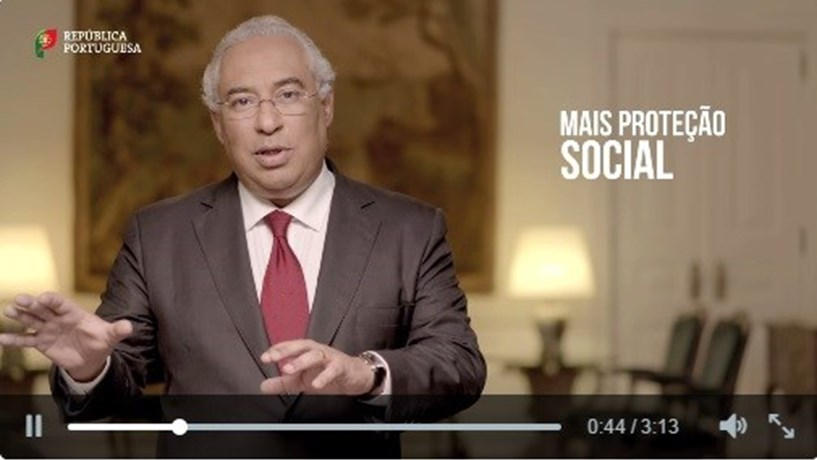 António Costa diz que a carga fiscal desce. É verdade?