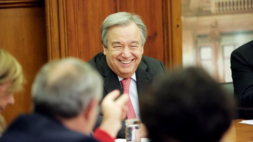 ONU: Candidatos derrotados dão parabéns a Guterres