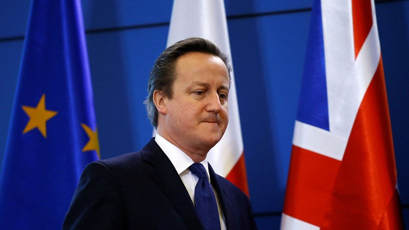 "Cameron agenda referendo sobre o ""Brexit"" para 23 de Junho"
