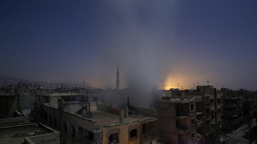 Washington suspende negociações com Moscovo sobre cessar-fogo na Síria