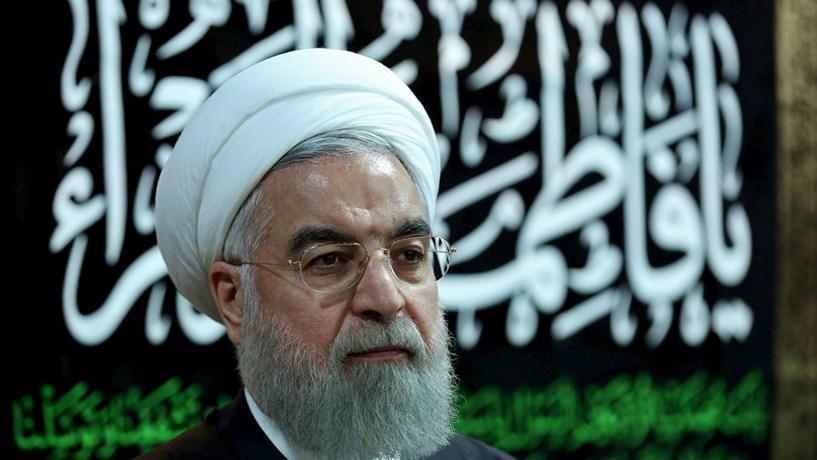Irão reage a Trump e proíbe entrada de norte-americanos no país