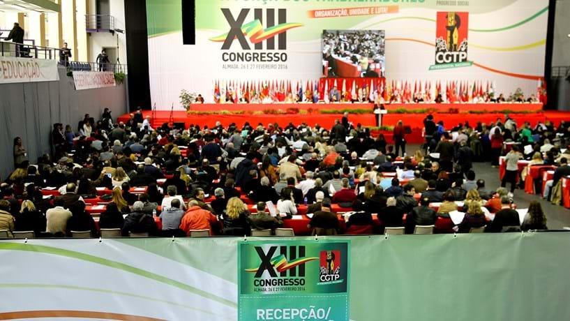 CGTP aprova intensificação da luta e aumento do salário mínimo