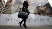 Libra fraca impulsiona vendas da Burberry
