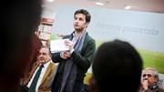 Cante alentejano interrompe apresentação do livro de Henrique Raposo