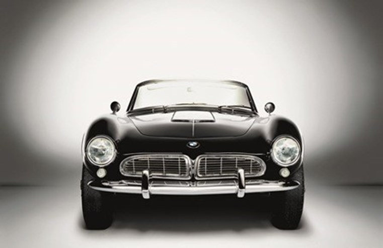 Spider 507 de 1956.