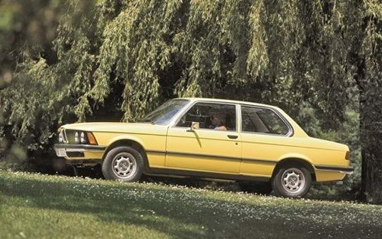 BMW 320 de 1978.
