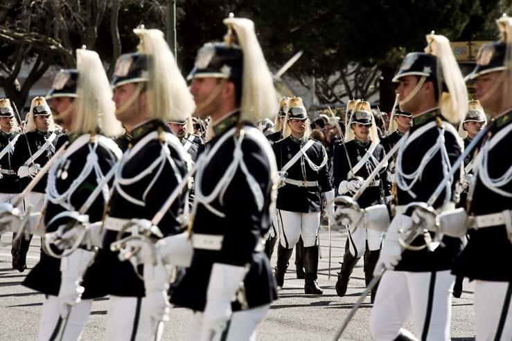 Palácio de Belém aberto aos afectos dos portugueses pelo novo Presidente