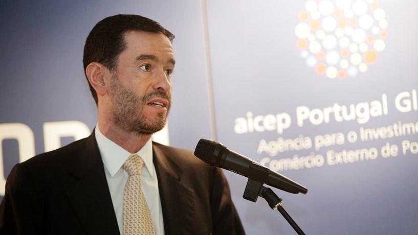 Miguel Frasquilho vai deixar a AICEP